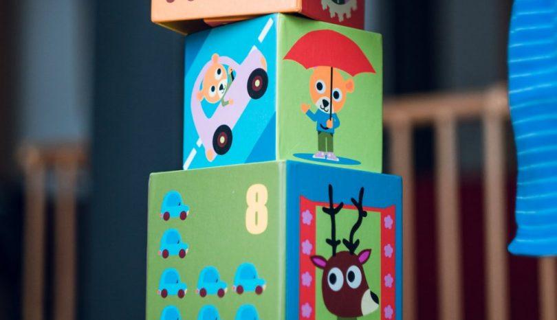 Innred barnerommet med Wallstickers i topp kvalitet
