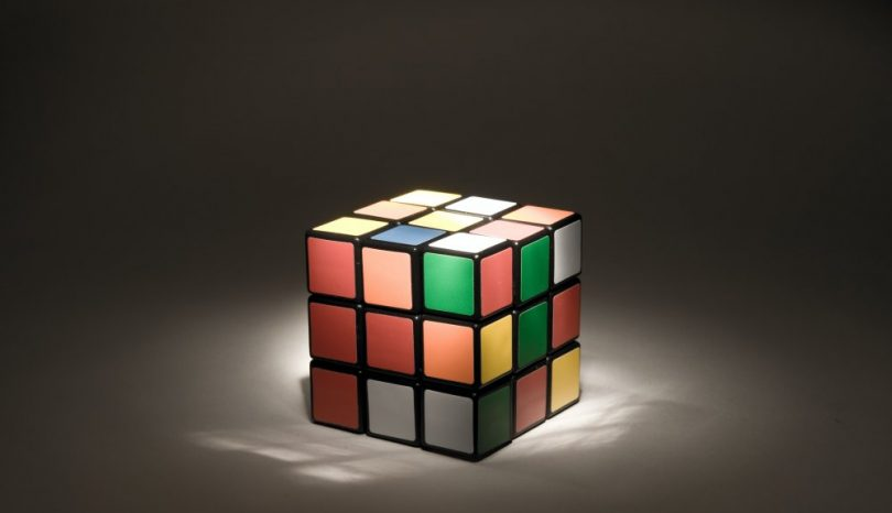 Sånn får du dreisen på rubiks kube